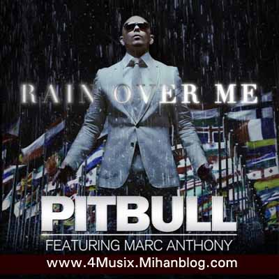 Pitbull & Marc Anthony - rain over me _Radio Edit